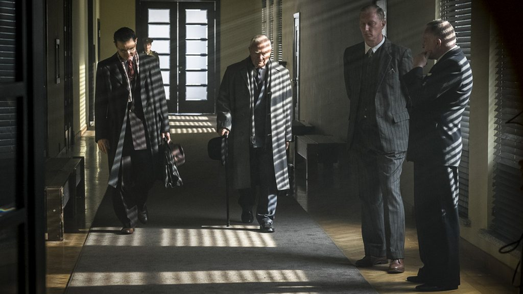 'Tokyo Trial' – Mini series filmed in Lithuania nominated for Emmy