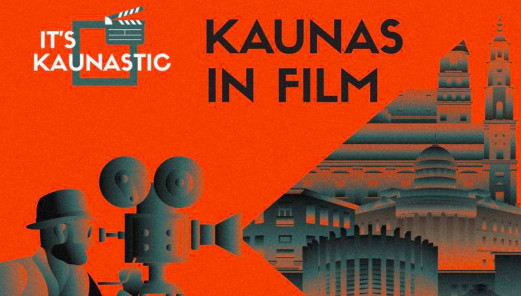 Discover the Cinematographic Side of Kaunas With a New Guide