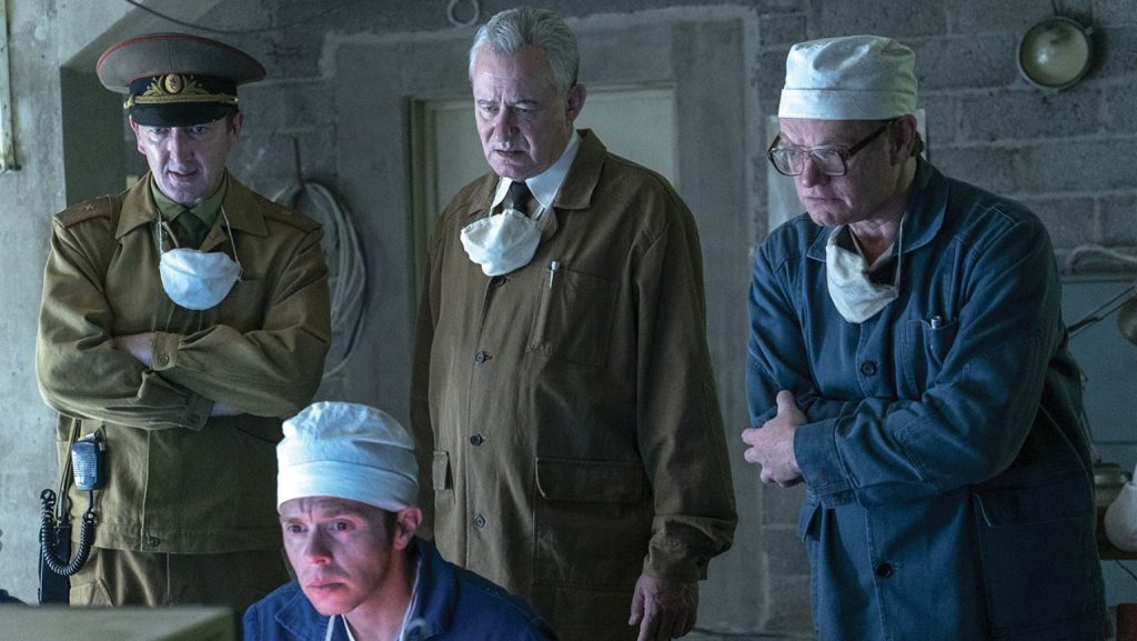 'Chernobyl' Dominates BAFTA TV Awards Nominations